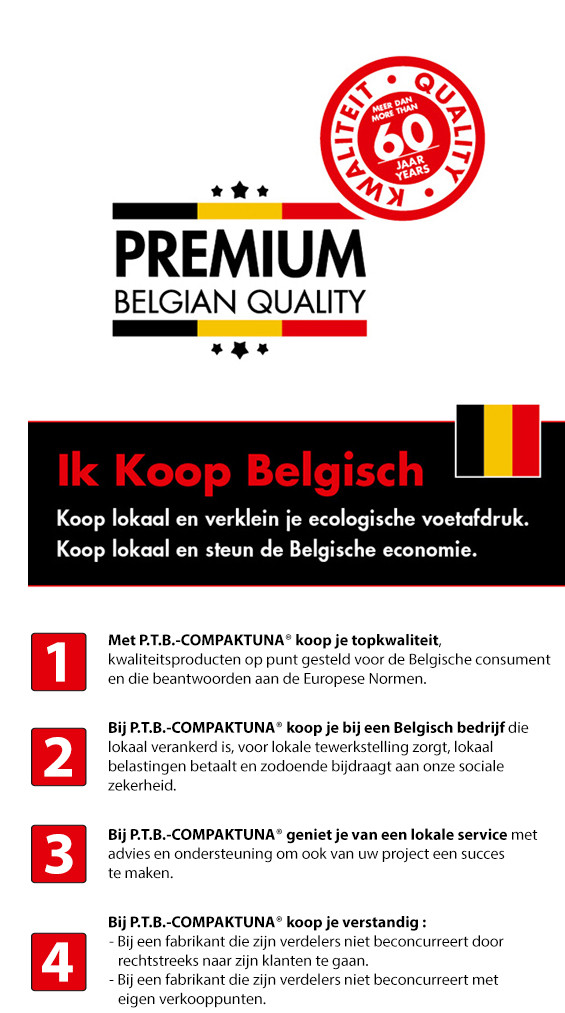 Premium+koop-Belgisch