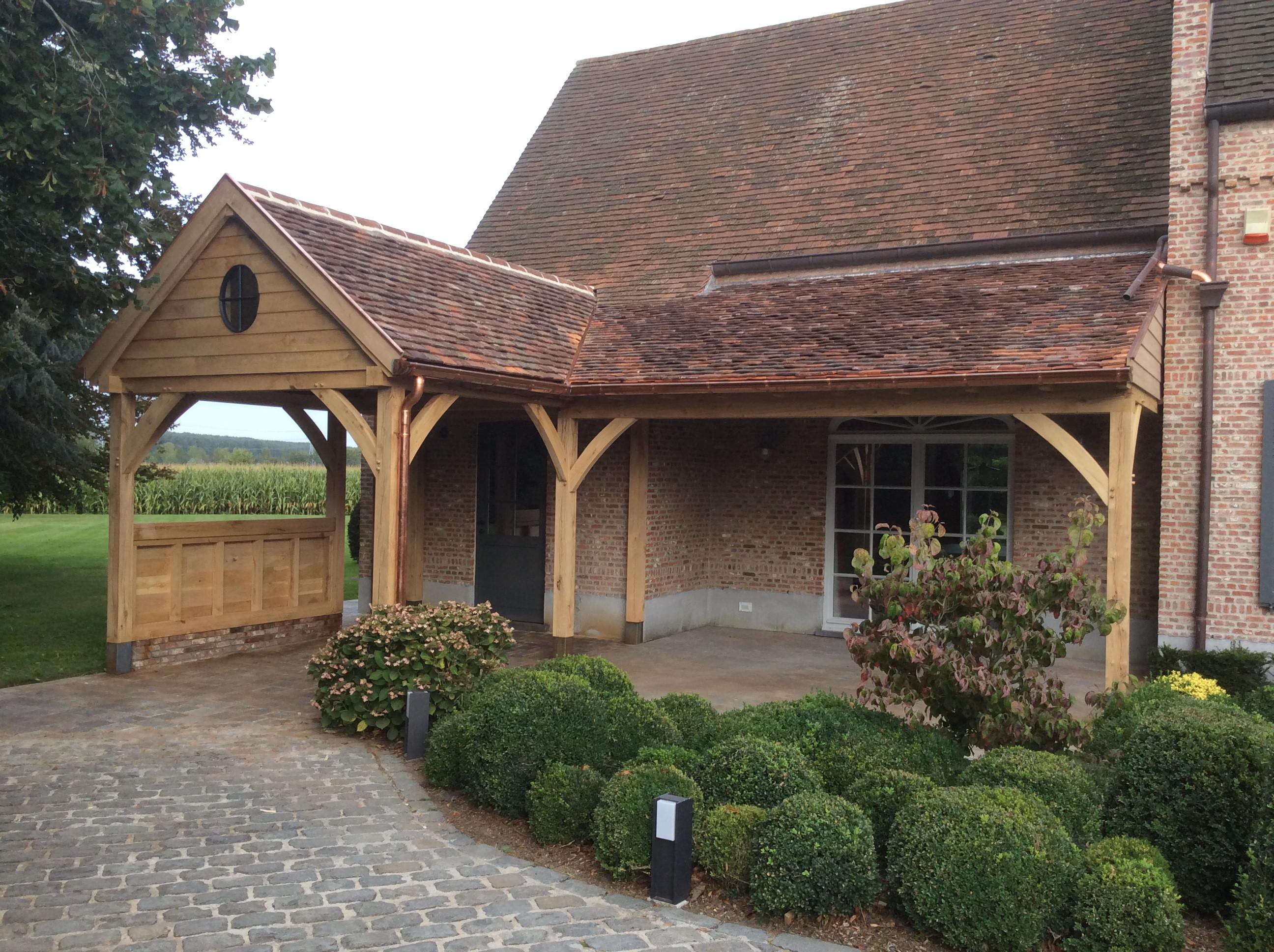 Green Oak - Eiken aanbouw met bourgondische tegelpannen - Cornelis Hout.jpg