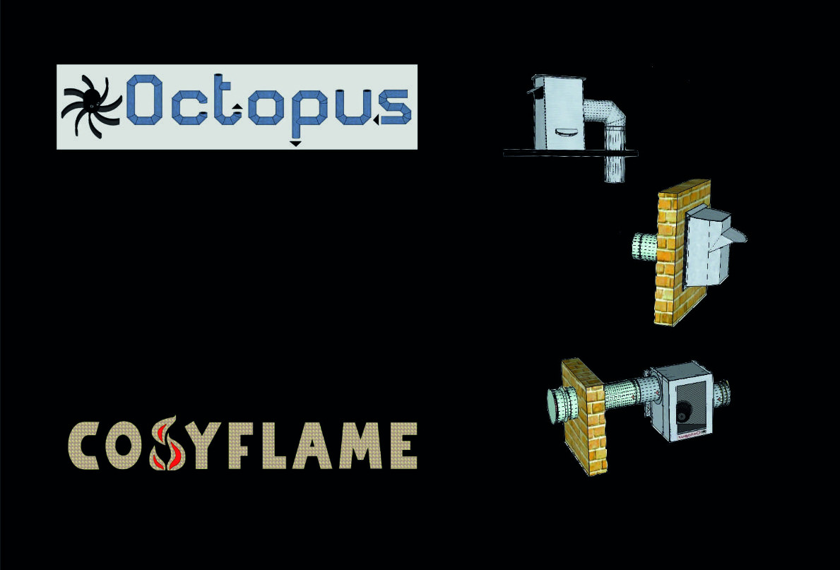 Cosyflame Brochure Octopus