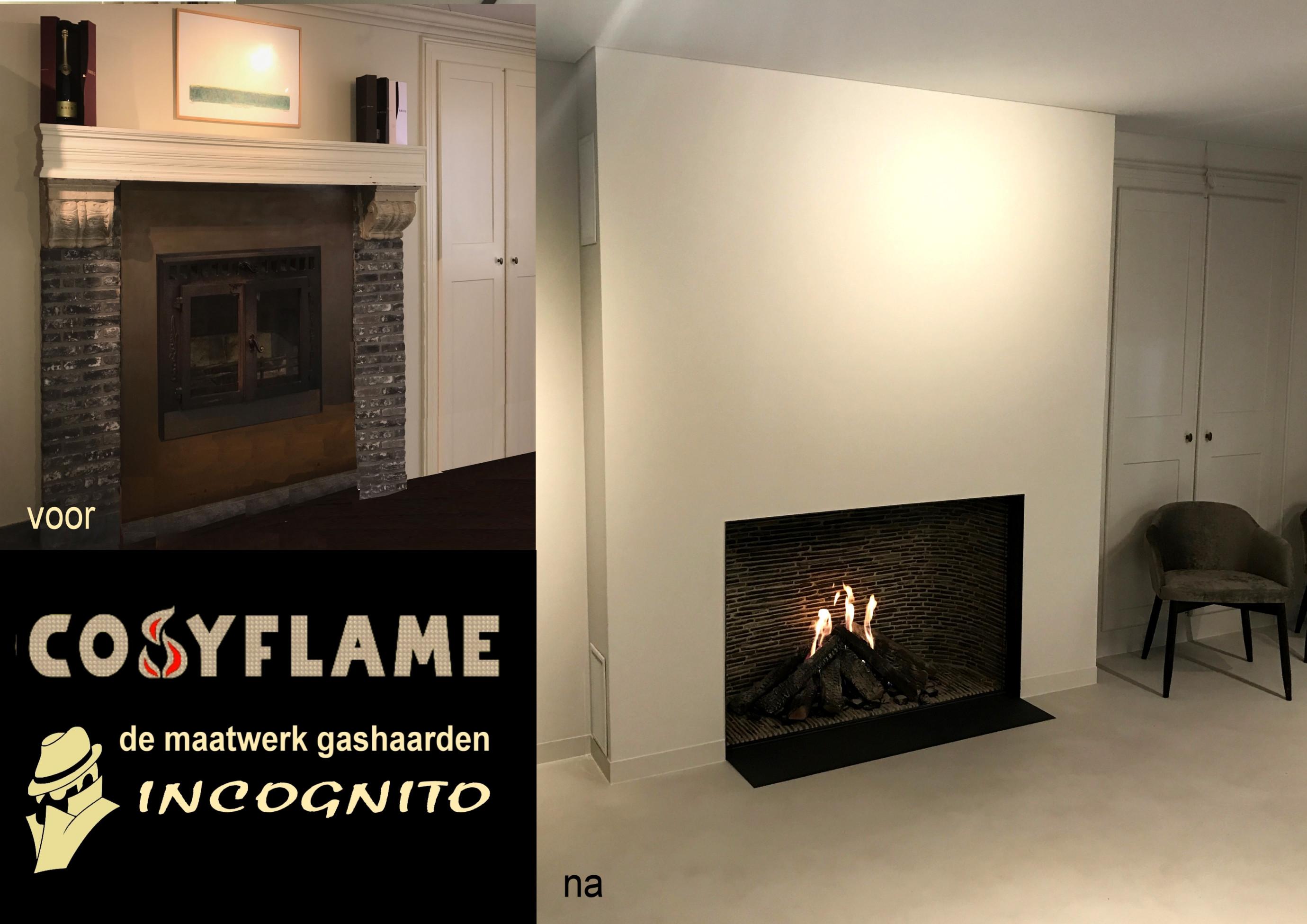 Cosyflame-2018-11-25 voor-na SP cassette strak brasseriie