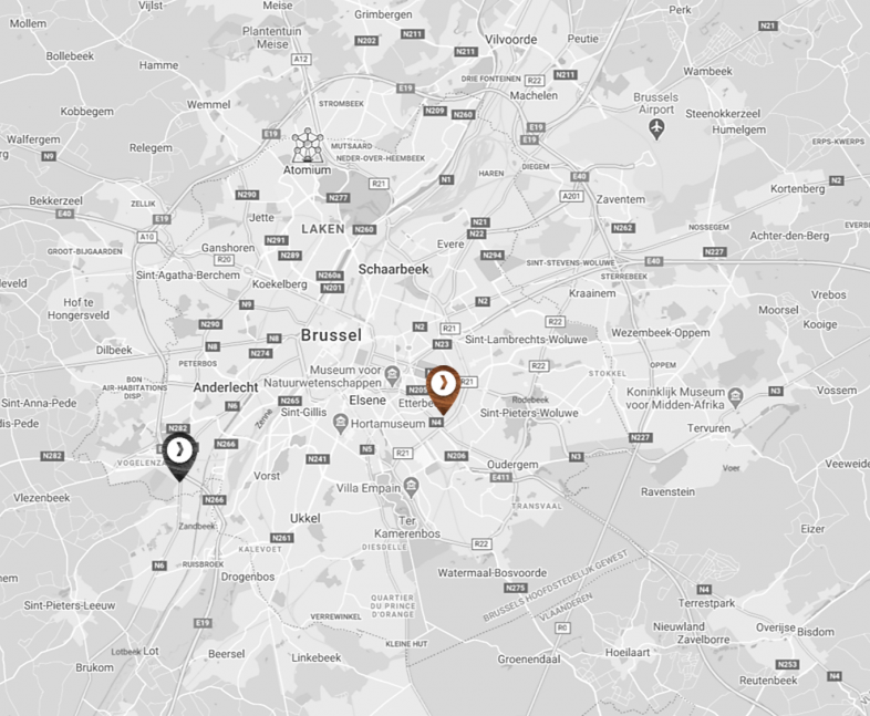 Cryns by Damage Etterbeek Map cccE