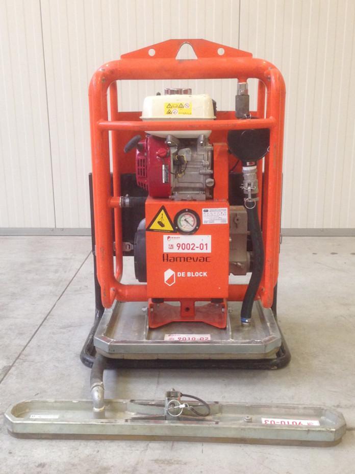 Vacuum hijsunit 1 ton