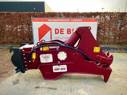 1414-02 Roterende vergruizer 18-30 ton HRP-26V CW40 1.jpg