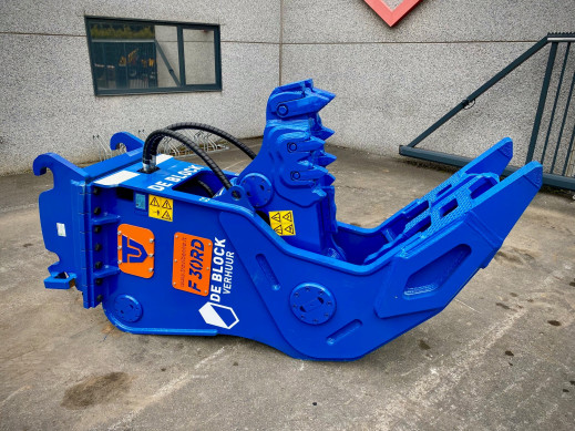 1416 Vergruizer vast 35-55 ton F30RD CW45-CW55s 1