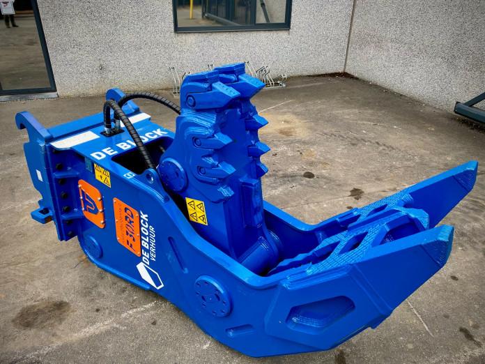 1416 Vergruizer vast 35-55 ton F30RD CW45-CW55s 2