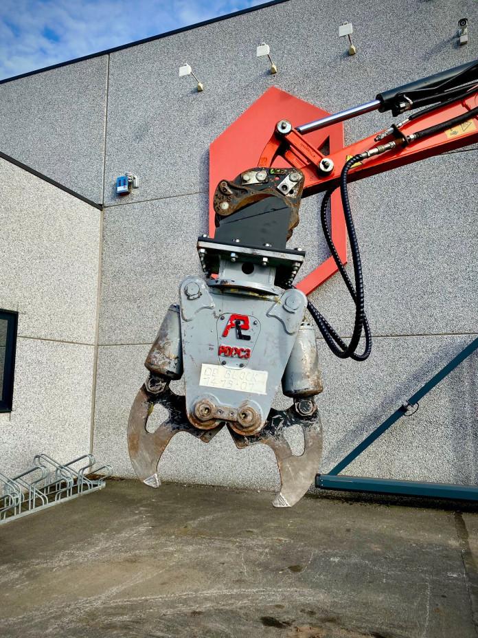 1419 - Betonschaar 2,5 - 5 ton R1 of R2 PDPC3 Primery Crusher 1