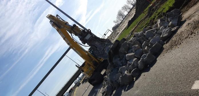 1425 Roterende betonschaar 20-35 ton HCC24V CW45 7