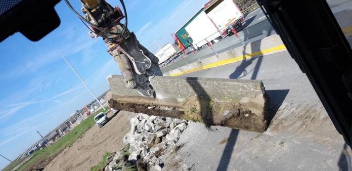 1425 Roterende betonschaar 20-35 ton HCC24V CW45 8