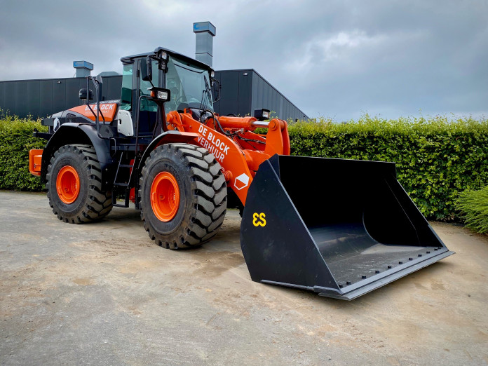 3010 - Wiellader 20 ton Hitachi ZW250 1