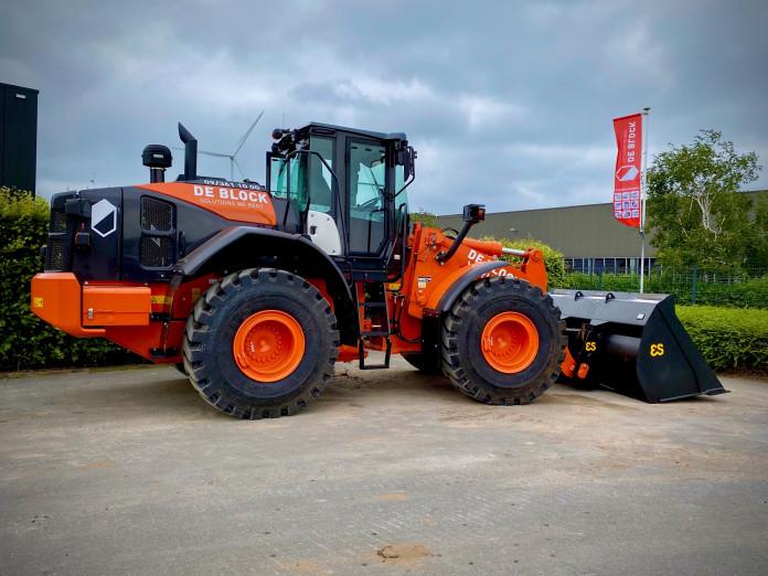 3010 - Wiellader 20 ton Hitachi ZW250 2