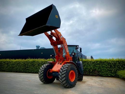3010 - Wiellader 20 ton Hitachi ZW250 3