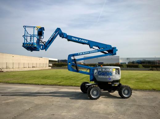 4302 - Diesel knikhoogwerker wh 16m Genie Z-45XC 1.jpg