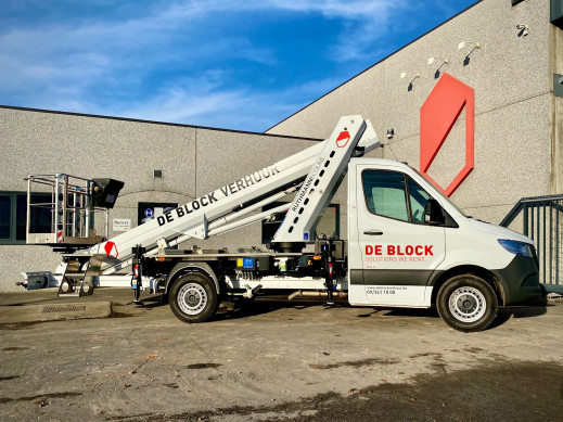 4605 - Hoogwerker op vrachtwagen rijbewijs B WH 23m Ruthamnn 230 Ecoline 1.jpg