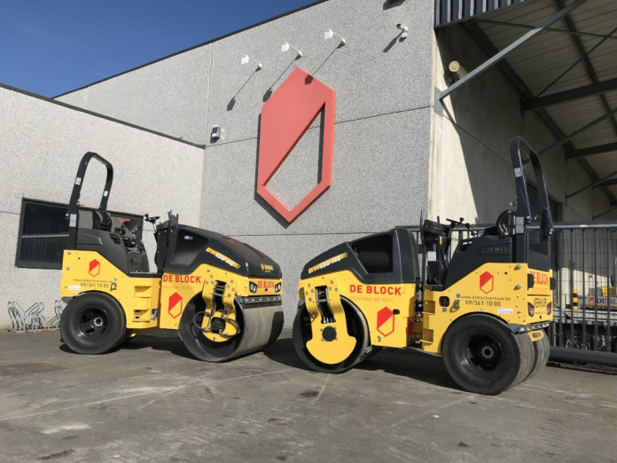 Bomag BW138AC Combiwals 2