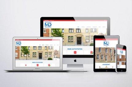 Website Maartendutry.be