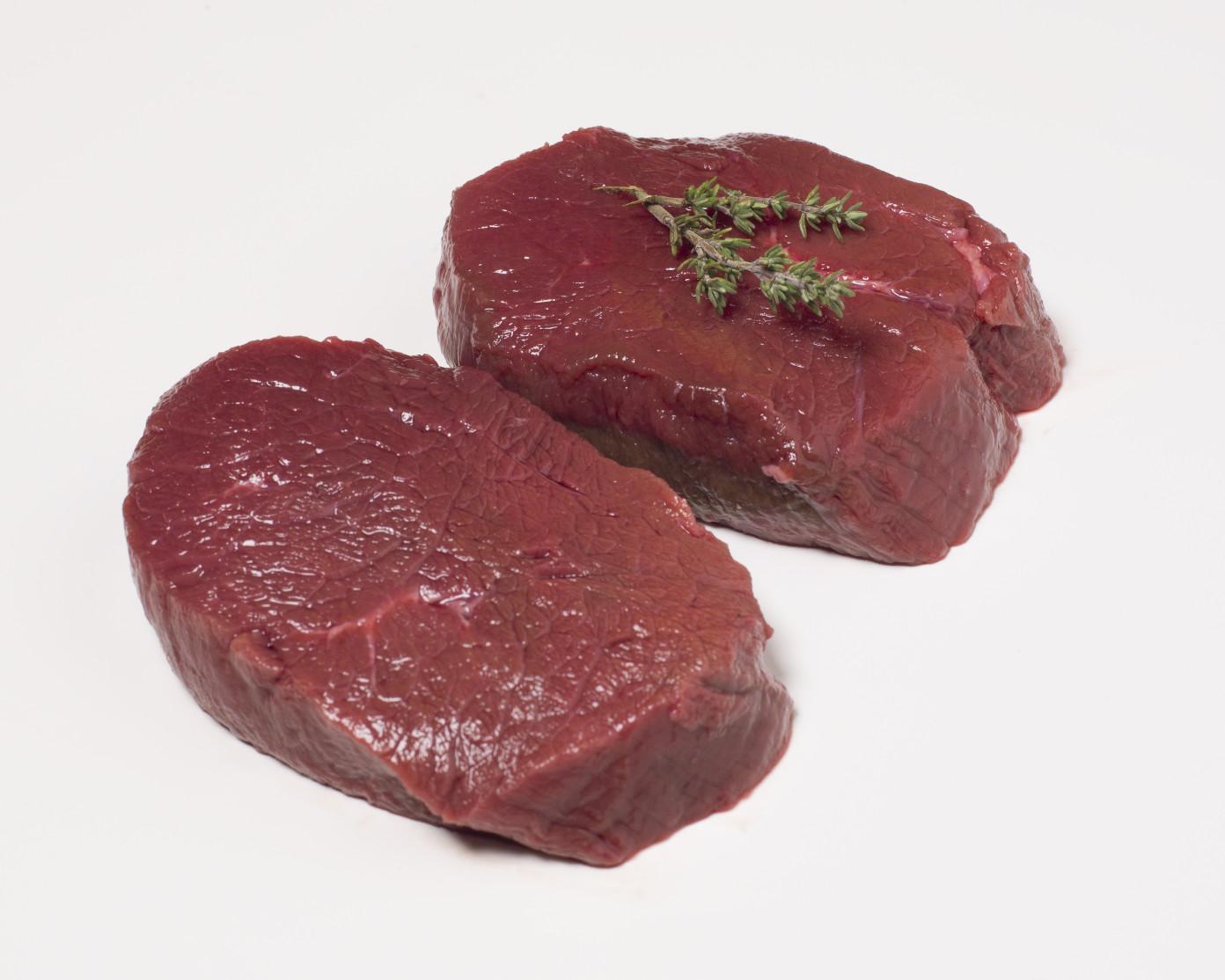 879622 Elk steak