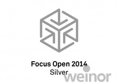 Focus open 2014 Silver