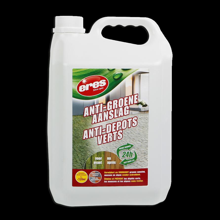 ANTI-GREEN DEPOSITS 5L