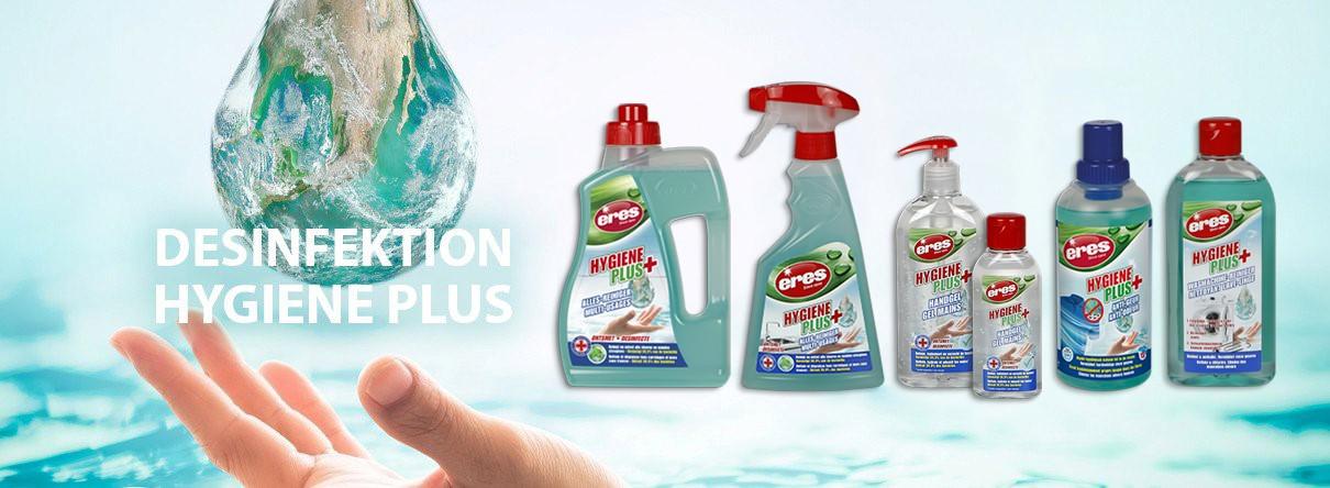 Desinfektion & Hygiene Plus