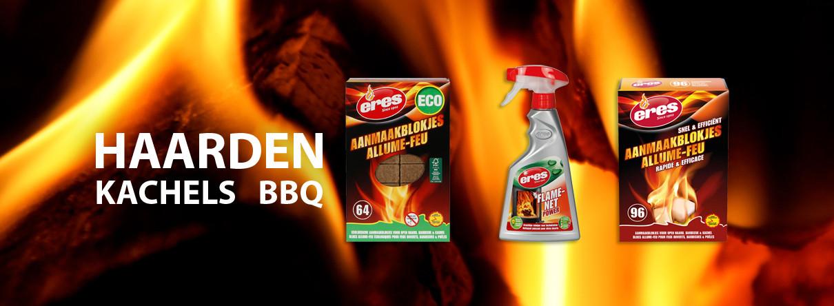 Haarden / Kachels / BBQ
