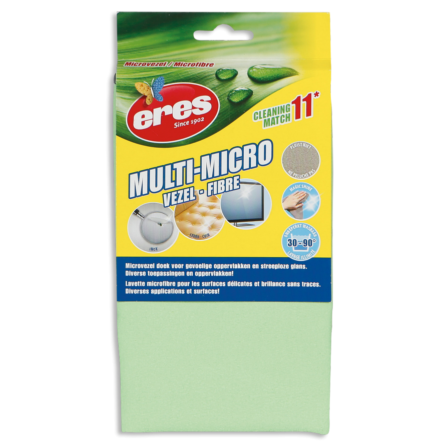 MULTI-MICROFIBRE LAVETTE