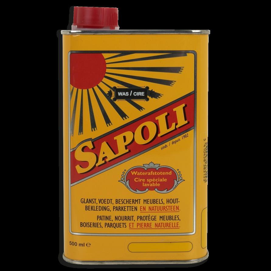 SAPOLI SPEZIALWACHS GELB, ABWASCHBAR