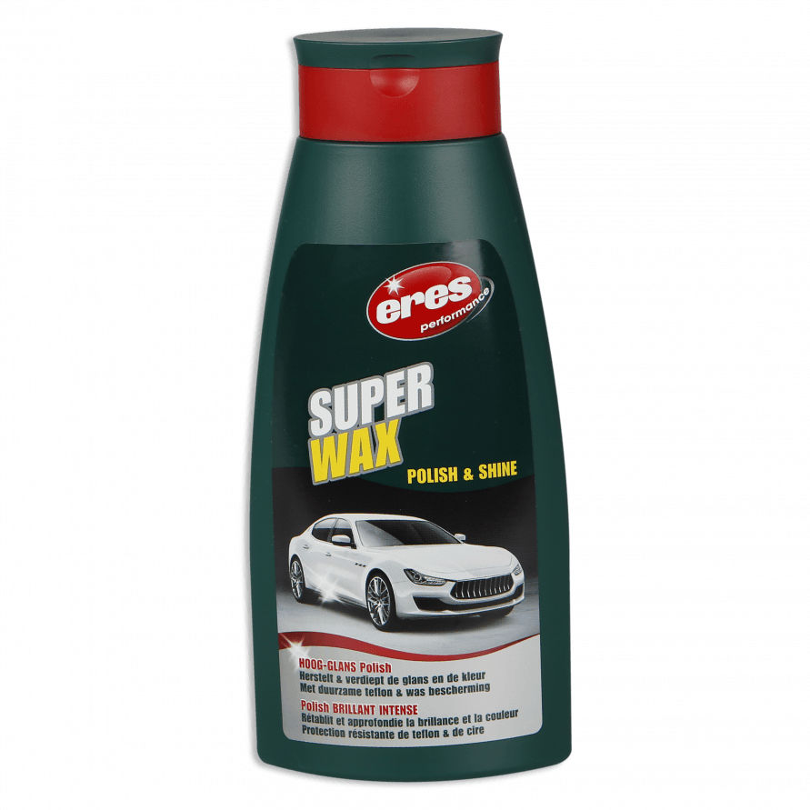 SUPER WAX - Polish & Shine