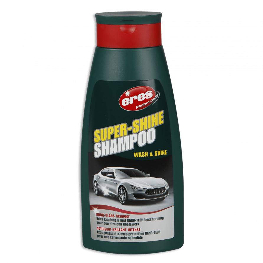 SUPER-SHINE SHAMPOO - Wash & Shine