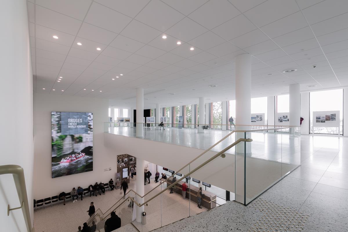 lookbook ABC toren - Zeebrugge: schilderwerken