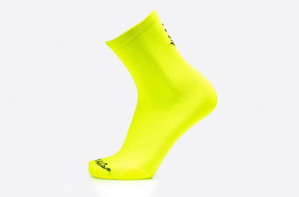 MBwear socks Stelvio h15 geel
