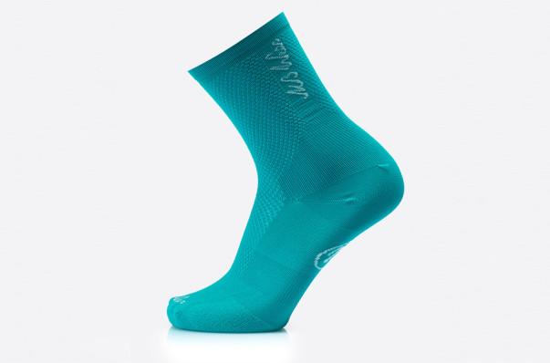 MBwear socks Stelvio h15 groen bottle