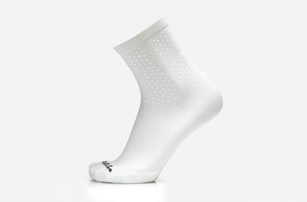 MBwear socks bright H15 White