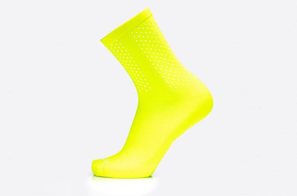 MBwear socks bright H15 geel