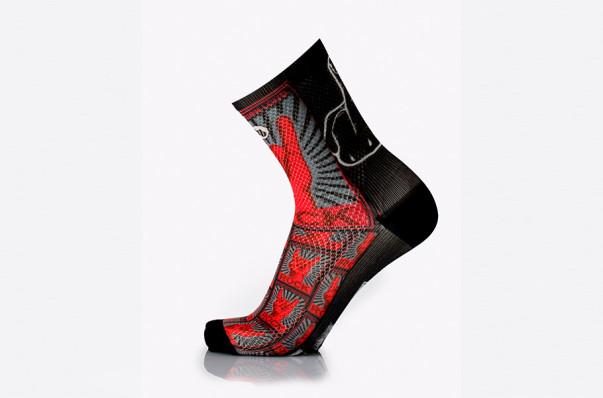 MBwear socks fun h15 Rock 'n roll