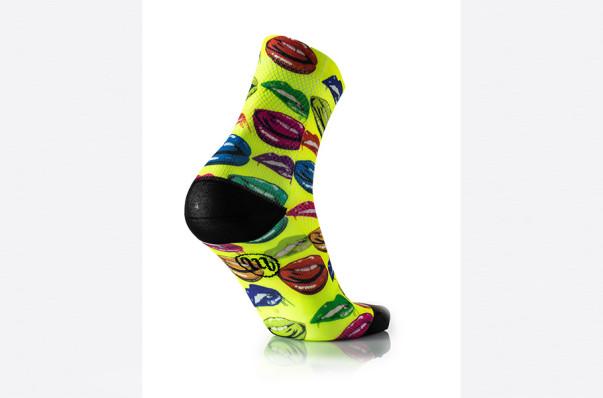 MBwear socks fun h15 lips