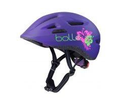 bolle stance jr matte purple flower