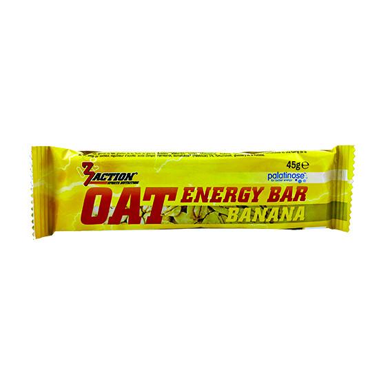 oat energy bar banana brighter