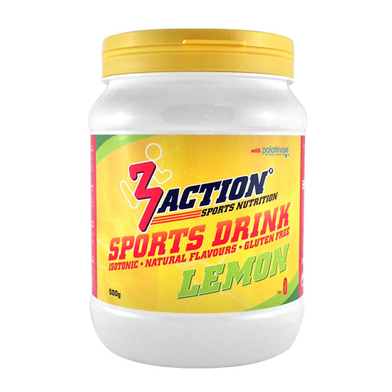 sports-drink-lemon