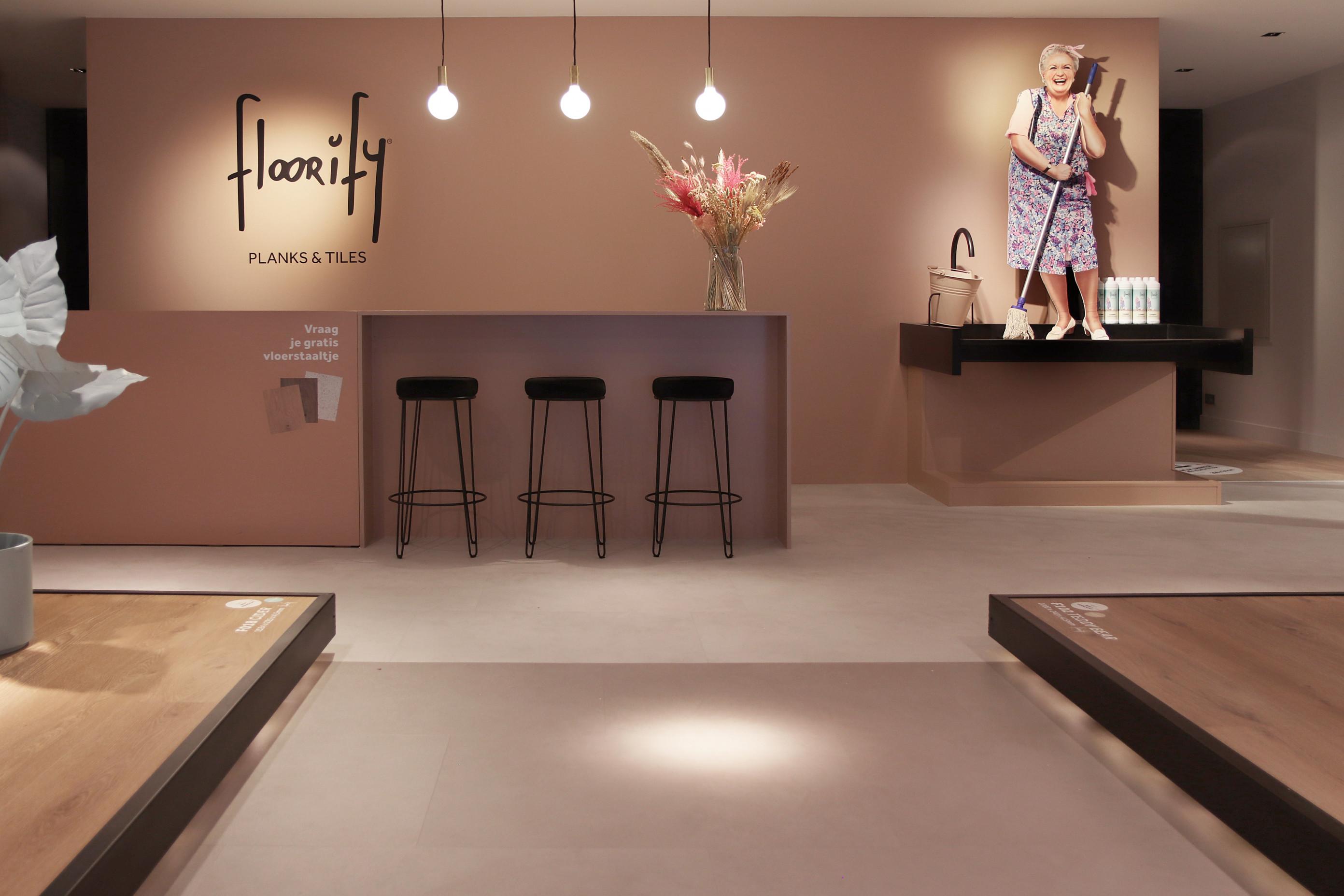 Nieuw winkelconcept van Floorify: een enorm succes!