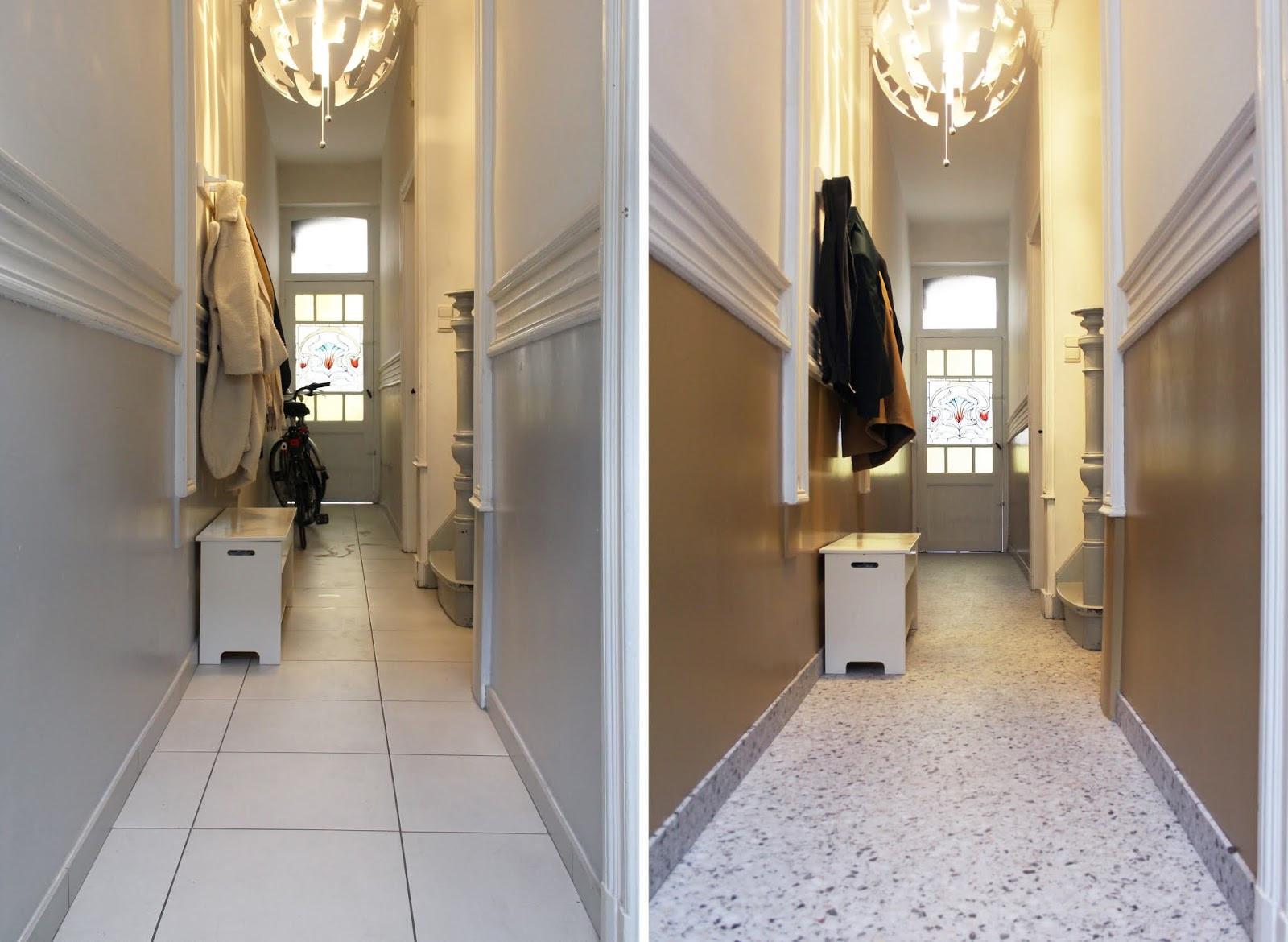 Floorify make-over: du rez-de-chaussée avec une sensation froide à une maison confortable