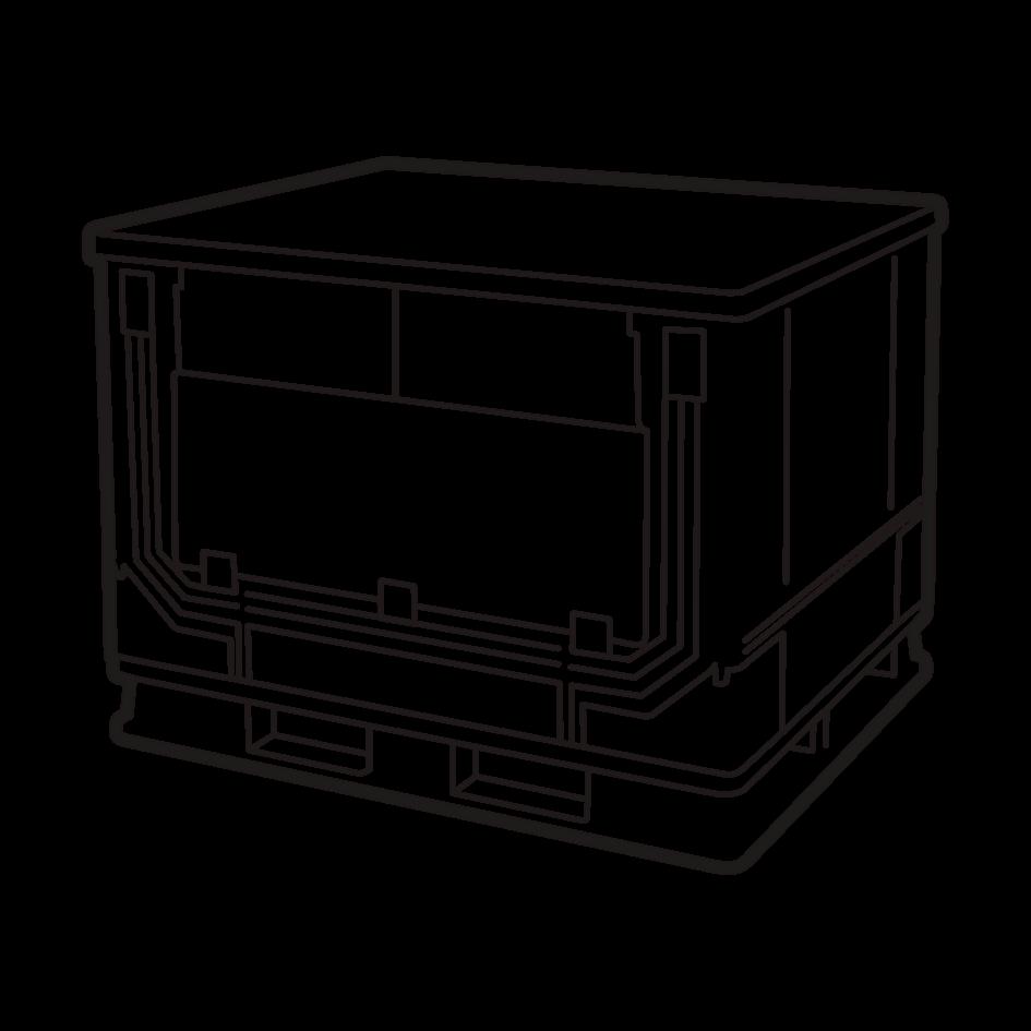 24Smart palletbox