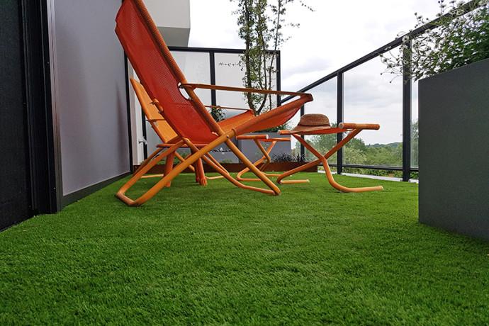 Kunstgras realisatie   Grasmeester