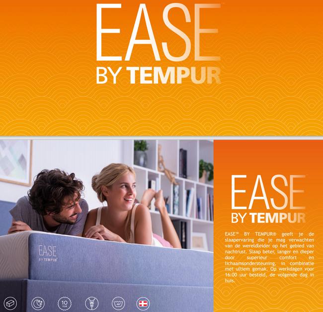 Ease by Tempur