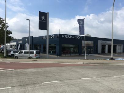 Peugeot Péruwelz Automobiles