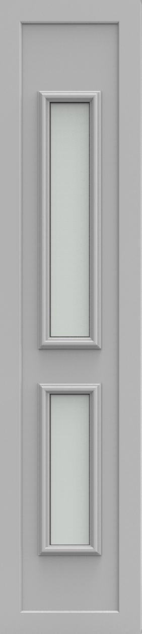 Porte d'entrée 101529 PRAAG de la gamme Alufix posée par les établissements CELEREAU à Roncq