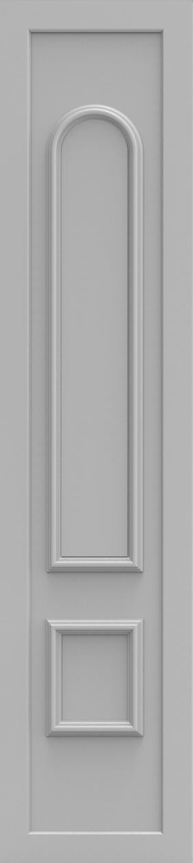 Porte d'entrée 102809 MADRID de la gamme Alufix posée par les établissements CELEREAU à Roncq