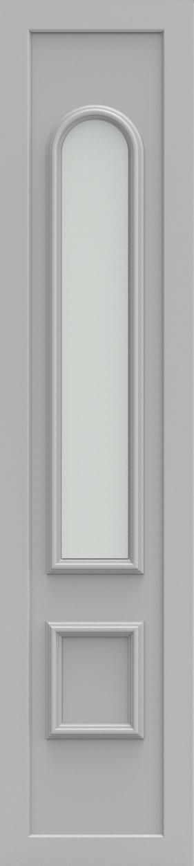 Porte d'entrée 102819 MADRID de la gamme Alufix posée par les établissements CELEREAU à Roncq
