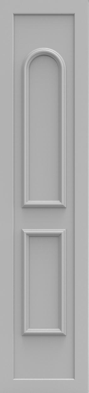 Porte d'entrée 101209 WENEN de la gamme Alufix posée par les établissements CELEREAU à Roncq