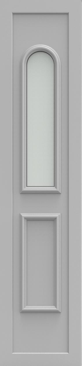 Porte d'entrée 101219 WENEN de la gamme Alufix posée par les établissements CELEREAU à Roncq