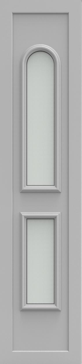 Porte d'entrée 101229 WENEN de la gamme Alufix posée par les établissements CELEREAU à Roncq